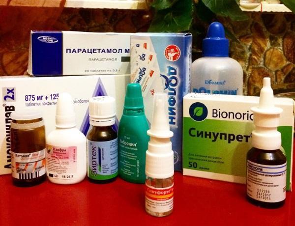 Медикаментозный ринит: симптомы и лечение